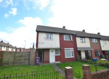 Thumbnail 4 bed end terrace house for sale in Field Street, Liverpool
