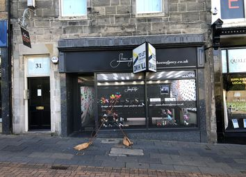 Thumbnail Commercial property for sale in High Street, Dunfermline