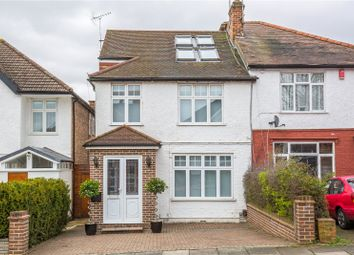 Thumbnail 4 bed semi-detached house for sale in Nethercourt Avenue, West Finchley, London