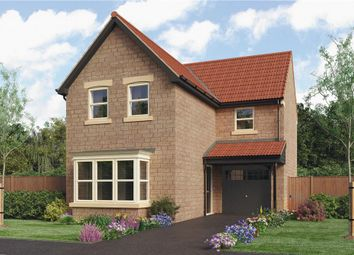 "Thumbnail 3 bed detached house for sale in ""Malory"" at Grove Road, Boston Spa, Wetherby"