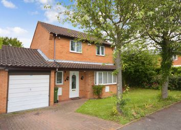 Thumbnail 3 bed link-detached house for sale in Edrich Avenue, Oldbrook, Milton Keynes
