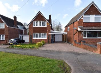 Thumbnail 3 bed detached house for sale in Spring Vale Road Webheath, Redditch, Worcestershire