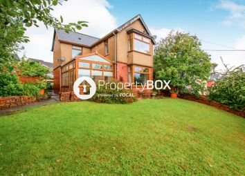 Thumbnail 3 bed detached house for sale in Broadway, Pontypool