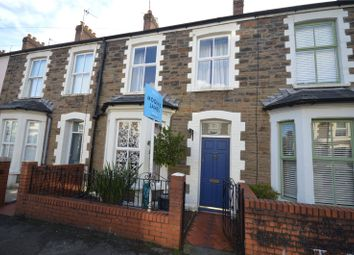 3 bed terraced house for sale in Wyndham Road, Pontcanna, Cardiff CF11