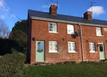 Thumbnail 2 bedroom property to rent in Wood Terrace, Swainshill, Hereford