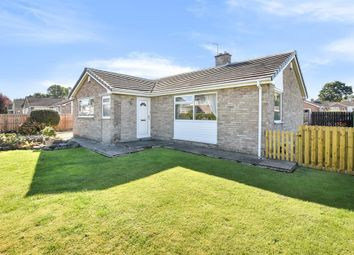 Thumbnail 4 bed detached bungalow for sale in Brookside Avenue, Bedale