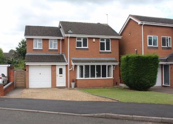 4 bed detached house for sale in Edale Close, Kingswinford DY6