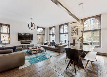 Pear Tree Court, Clerkenwell, London EC1R. 2 bed flat for sale