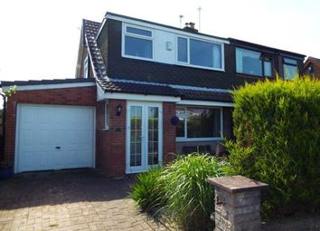 Thumbnail 4 bed semi-detached house for sale in Arrowsmith Drive, Hoghton, Preston, Lancashire