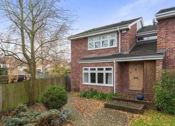 Thumbnail 3 bed end terrace house for sale in Fairlight Close, Worcester Park