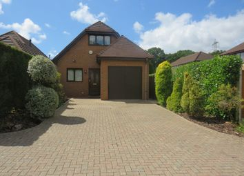 Thumbnail 2 bed detached bungalow for sale in Park Close, Marchwood, Southampton
