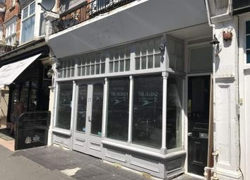 Thumbnail Retail premises for sale in 37 St Leonards Road, Bexhill On Sea