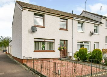 Thumbnail 3 bed end terrace house for sale in Devonway, Clackmannan