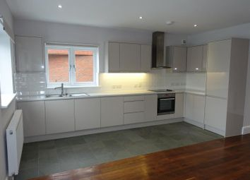 Thumbnail 3 bedroom flat to rent in High Street, Banstead