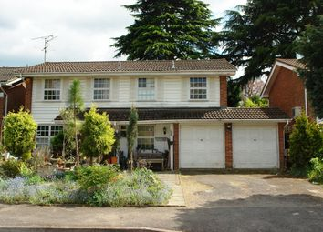 Thumbnail 4 bed detached house for sale in Malcolm Drive, Surbiton