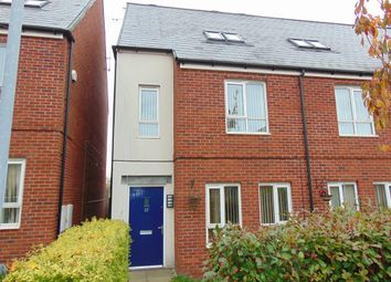 Thumbnail 4 bedroom town house to rent in Sytchmill Way, Stoke-On-Trent