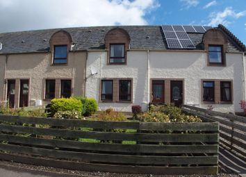 Thumbnail 2 bed terraced house for sale in Ashgrove Terrace, Rattray, Blairgowrie