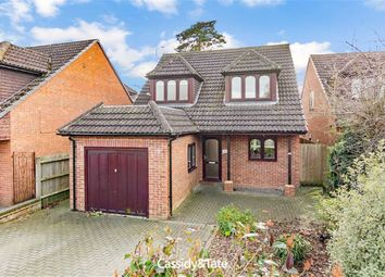 Thumbnail 3 bed detached house for sale in Tennyson Road, St Albans, Hertfordshire