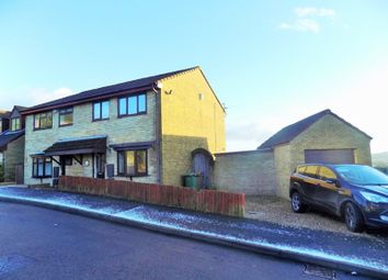 Thumbnail 3 bed semi-detached house to rent in Heol Cwm Ifor, Caerphilly
