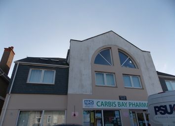 Thumbnail 1 bed flat for sale in St. Ives Road, Carbis Bay, St. Ives