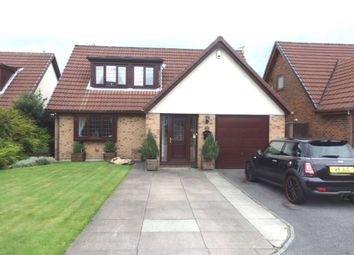 Thumbnail 5 bedroom detached bungalow for sale in Springwater Close, Bolton