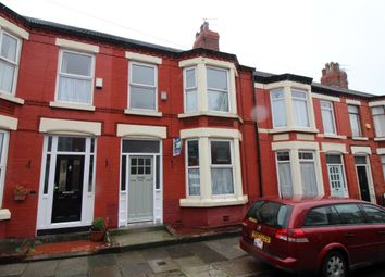 Thumbnail 3 bed terraced house for sale in Lambton Road, Aigburth