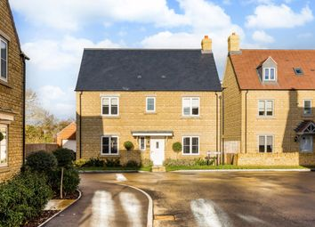 Thumbnail 4 bed detached house to rent in Furrow Way, Mickleton, Chipping Campden