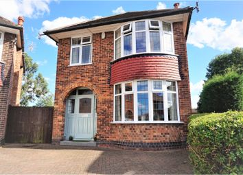 Thumbnail 3 bed detached house for sale in St. Austell Drive, Wilford