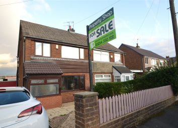 Thumbnail 3 bed semi-detached house for sale in Brecon Avenue, Oswaldtwistle, Accrington, Lancashire