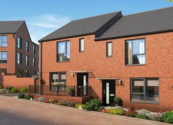"Thumbnail 3 bed property for sale in ""The Rivelin At Birchlands"" at Earl Marshal Road, Sheffield"