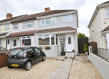 Thumbnail 3 bed property for sale in Eastwood Crescent, Brislington, Bristol