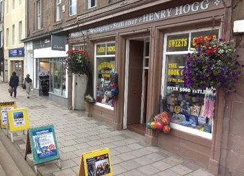 Thumbnail Retail premises for sale in Montrose, Angus