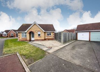 Cawood Close, March PE15. 2 bed detached bungalow for sale