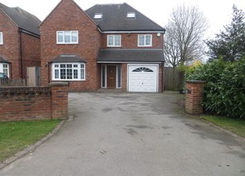 Thumbnail 5 bed detached house for sale in Tilehouse Green Lane, Knowle, Solihull B93, Solihull,