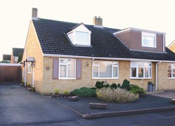 Thumbnail 2 bed semi-detached bungalow for sale in Birchfield Road, Bishops Cleeve