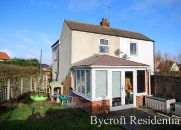 Thumbnail 3 bed semi-detached house for sale in West Road, Ormesby, Great Yarmouth