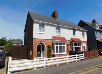 Thumbnail 3 bed semi-detached house for sale in Brunswick Drive, Skegness, Lincs