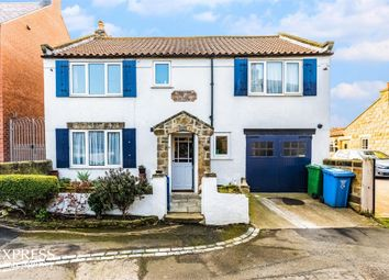Thumbnail 4 bed detached house for sale in Porret Lane, Hinderwell, Saltburn-By-The-Sea, North Yorkshire