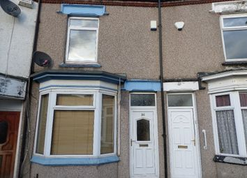 Thumbnail 3 bedroom terraced house for sale in Dundee Street, Darlington