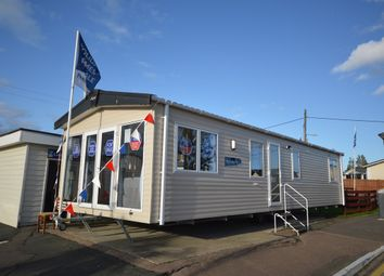 Thumbnail 3 bed lodge for sale in Faversham Road, Seasalter, Whitstable