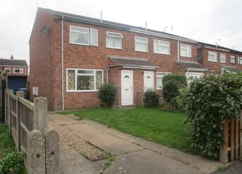 Thumbnail 3 bed semi-detached house for sale in Camborne Crescent, Retford