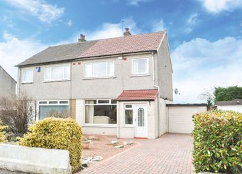 Thumbnail 3 bedroom semi-detached house for sale in Inveroran Drive, Bearsden, Glasgow