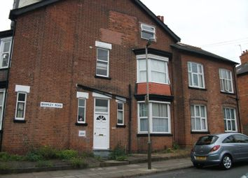 Thumbnail 1 bed flat to rent in Flat 3, Bramley Road