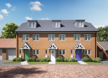 Thumbnail 3 bed terraced house for sale in Copthorne Way, Crawley