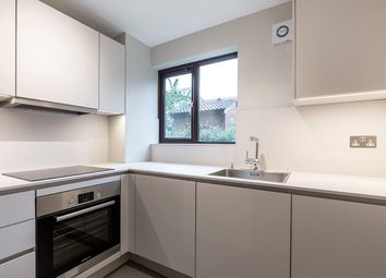 Thumbnail 1 bed flat to rent in Dunnock, Close, London