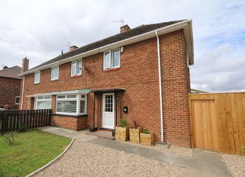 Thumbnail 3 bed end terrace house for sale in 53 Bradhope Road, Middlesborough, Cleveland