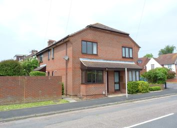 Thumbnail 1 bed terraced house to rent in Lower Quay Road, Fareham