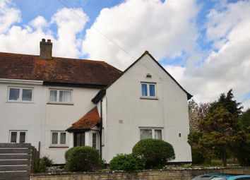 Thumbnail 3 bed semi-detached house for sale in Westfield, Glue Hill, Sturminster Newton