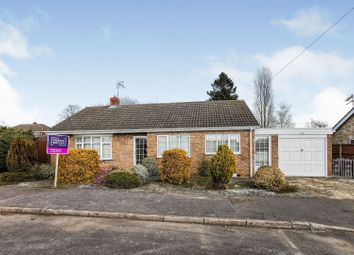 Thumbnail 2 bed detached bungalow for sale in Conway Drive, Lincoln