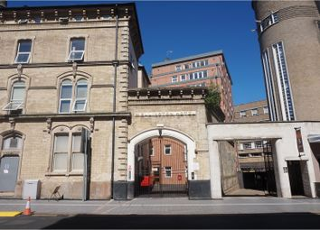 Thumbnail 1 bedroom flat for sale in 4 Rutland Street, Leicester